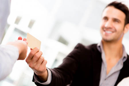 Travelling with a Credit Card