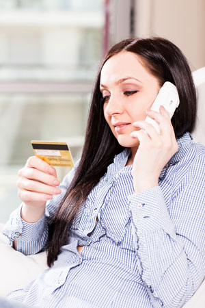 Negotiating with credit card company
